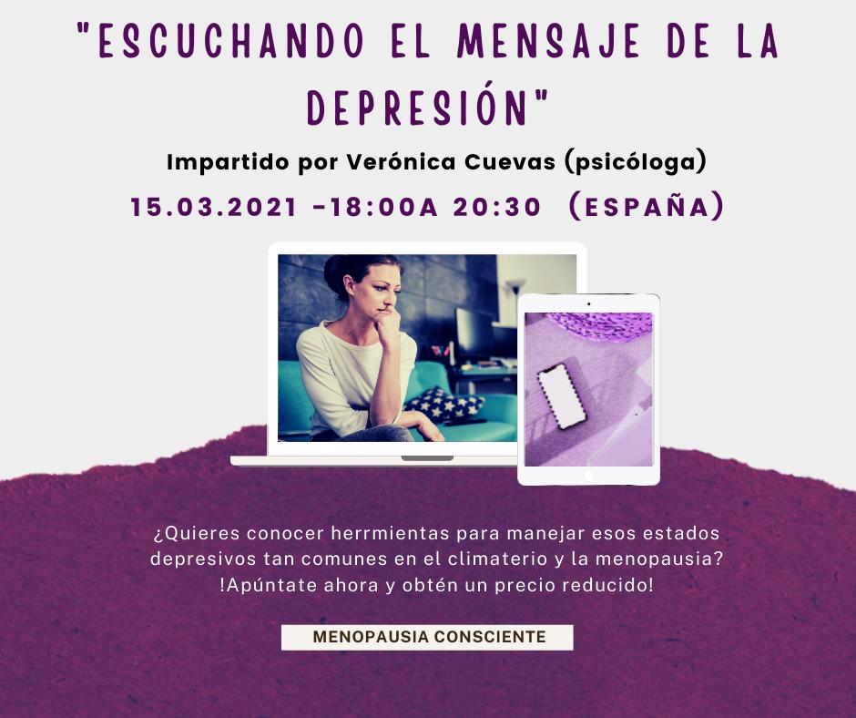 LA DEPRESIÓN COMO OPORTUNIDAD DE CRECIMIENTO